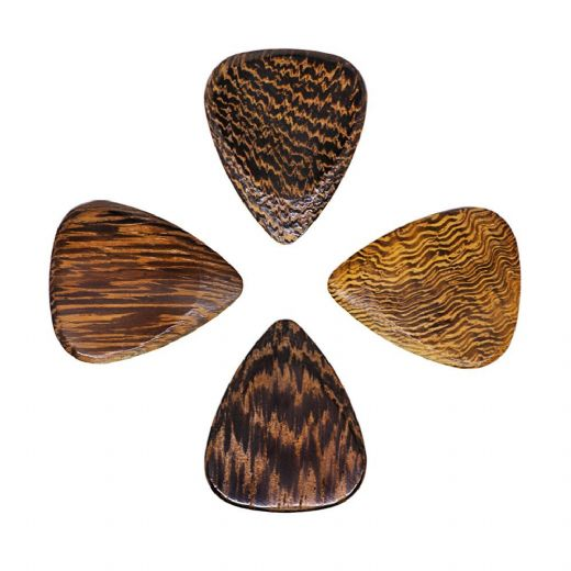 Timber Tones Thai Cassia 4 Guitar Picks